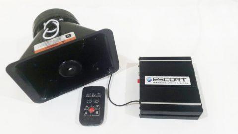 Sirine wireless 200W ESCORT AS710