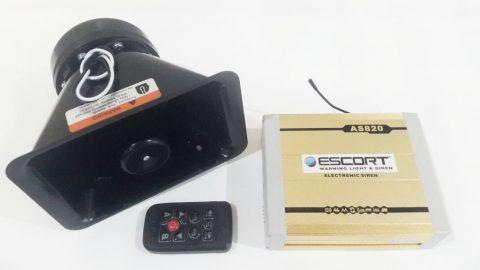 Sirine wireless 200W ESCORT AS820