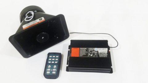Sirine wireless 200W ESCORT AS920